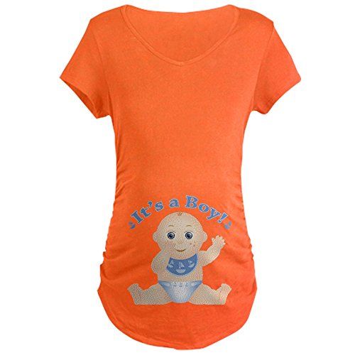CafePress Its Maternity Dark T Shirt