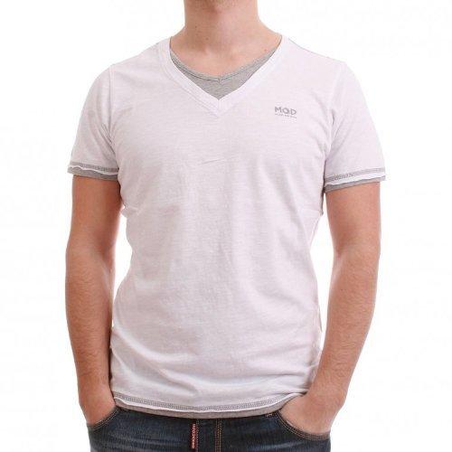 M.O.D T-Shirt Men - SP13-TS777 - White