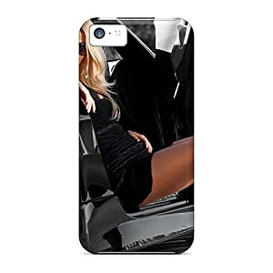 Awesomeflip Cases With Fashion Custom Design For Iphone 5c