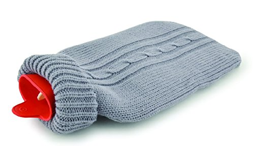BIOS Hot Water Bottle with Cozy