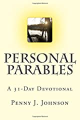 Personal Parables: A 31-Day Devotional Paperback