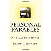 Personal Parables: A 31-Day Devotional