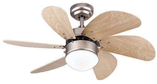 small aluminum fan blade - 3