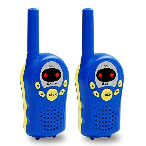 Qniglo Kids Walkie Talkies, Toys for 3-12 Year Old Boys Girls, Long Range Walkie Talkies for Kids, Best Gifts for Boys Girls Age of 3 4 5 6 7 8 9 by Qniglo (Image #1)