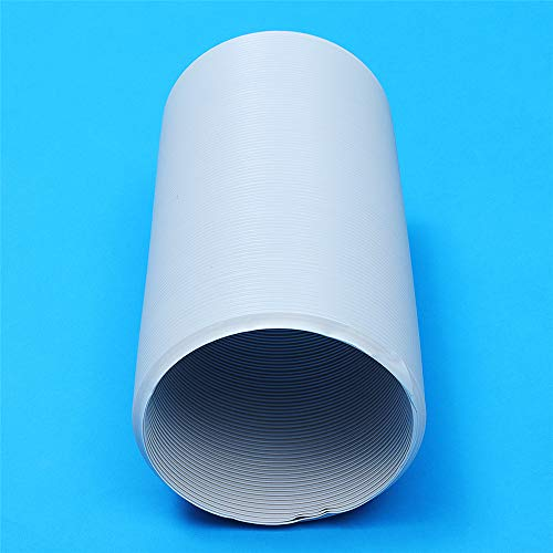 Portable Air Conditioner Exhaust Pipe Rainrain27 Air Conditioner Exhaust Hose Extension//Window Adapter//Long//Counterclockwise