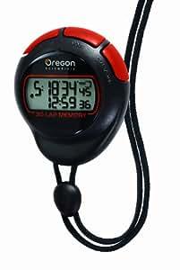 Oregon 6554 - Cronómetro ( reloj, cronógrafo ) , color gris, talla Talla única