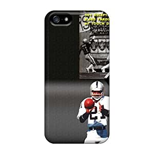 EBZ3118AhpH Anti-scratch Case Cover Harries Protective Oakland Raiders Case For Iphone 5/5s
