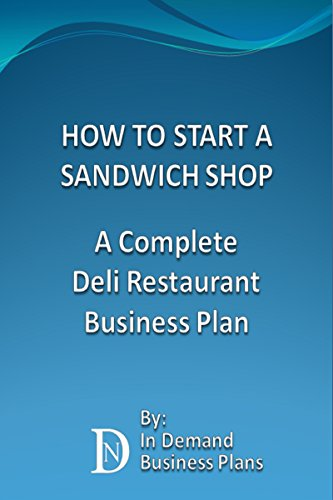 Deli business plan