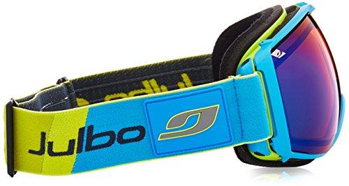 ... Masque de ski mixte JULBO Bleu Airflux Bleu   Vert - Spectron 2 ... e0499b82ff26