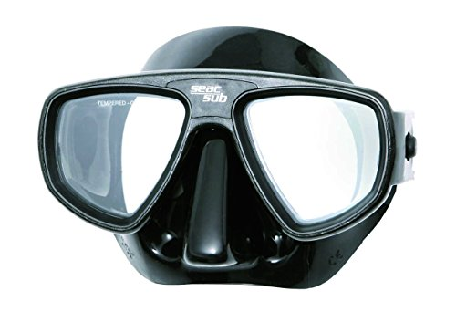 SEAC Extreme Scuba,Spearfishing, Freediving and Snorkeling Mask