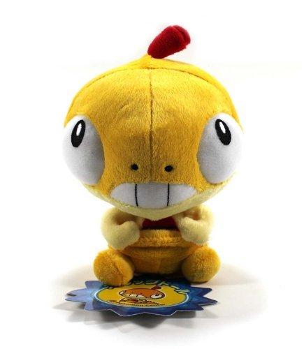 Pokemon Center Plush Doll - Petite Zuruggu/Scraggy