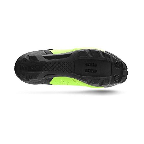 Giro Carbide R Bici Scarpe Uomo Lime / Nero