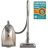 Kenmore Elite Canister Vacuum Cleaner with Ultra Plush™ nozzle - Champagne/Gray