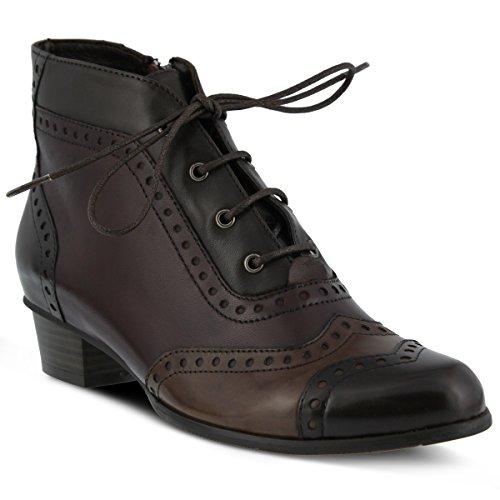 Medium Brown Multi Leather - 9
