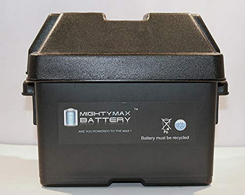 Mighty Max Battery Group U1 SLA/Gel Battery Box for Kayak's Trolling Motor Brand Product