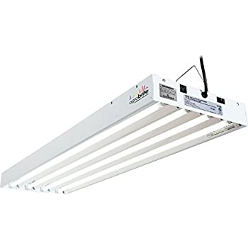 Amazon.com : HTGSupply 4-Foot / 4-Tube High-Output T5 Fluorescent ...