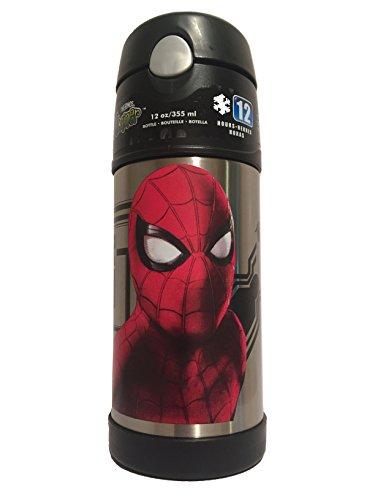 Thermos Spider Man Bottle 12 oz