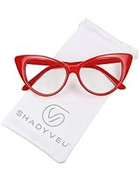 ShadyVEU - Super Cat Eye Vintage Inspired Fashion Mod...