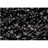 rockincolour Midnight Black 20 kg decorativa de jardín (piedra