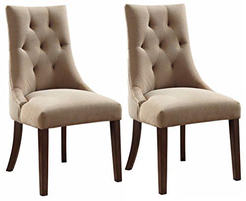 41GmMKl6HaL - Ashley Furniture Signature Design - Mestler Dining Room Side Chair