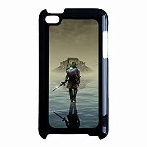 Hot Design The Legend Of Zelda Phone Case Cover For Ipod Touch 4th Generation The Legend Of Zelda Luxury Pattern