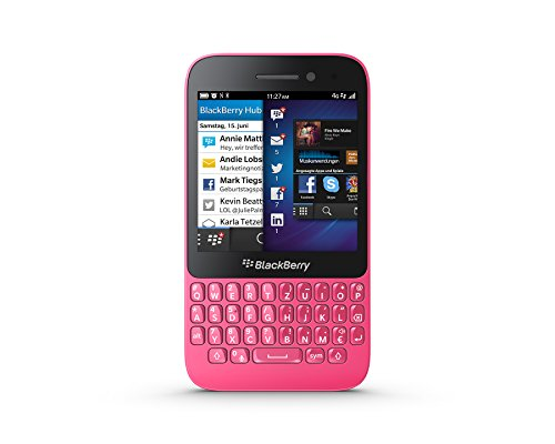 Comparer BLACKBERRY Q5 ROSE 8GO