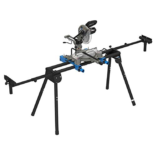 Delta Power Equipment Corporation ShopMaster 10″ Miter Saw with Stand