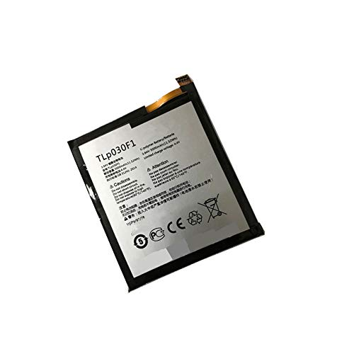 Etechpower 3000mAh Replacement TLp030F1 Battery for Alcatel One Touch Idol  4S OT-6070 6070K 6070Y, Compatible with Vodafone Smart Platinum 7/VFD 900