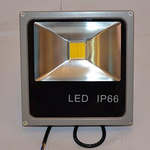 Zesol 30w Ip66 Led Flood Light Dc12v 24v Outdoor Light