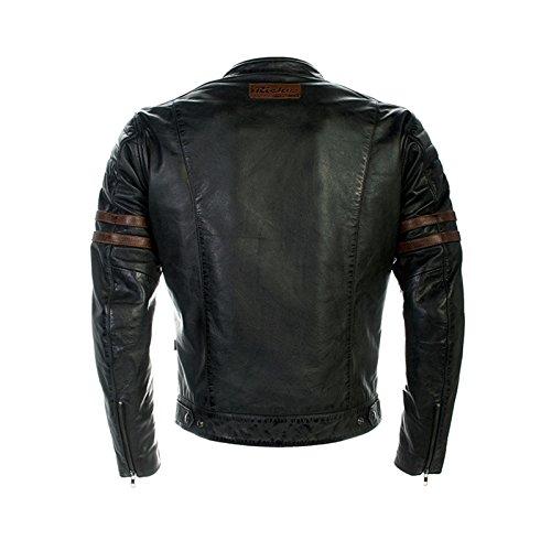 af0166ca Richa cutiss D30 - Chaqueta de moto de piel Para Hombre Custom ...