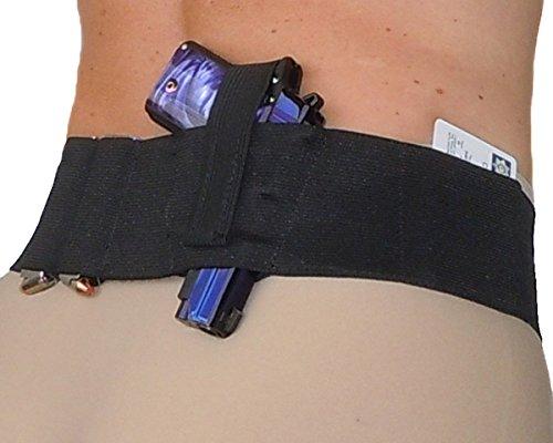 3. Hidden Heat 3 - Women's and Men's Belly Band Concealed Carry Gun Holster