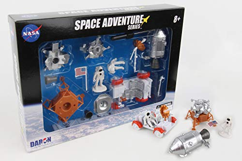 Daron Space Adventure Lunar Rover - Adventure Nasa Toy