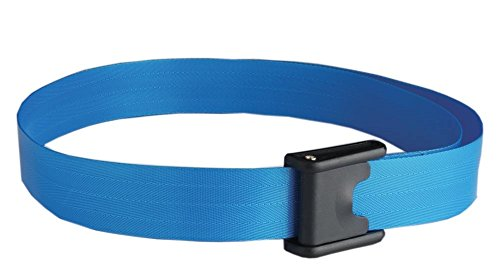 (Posey Premium EZ Clean Gait Belts With Spring-Loaded Buckle - 1 Each)