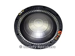 SS Audio JBL Speaker Replacement Horn Diaphragm for 2446, 2447, 2450, 2451, and many others, 8 ohm.