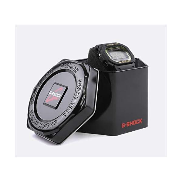 Casio Reloj Digital para Hombre de Cuarzo con Correa en Plástico GW-B5600BC-1ER 7