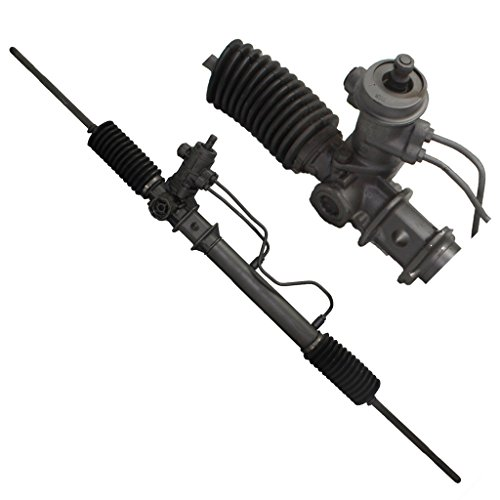 Detroit Axle Complete Power Steering Rack & Pinion Assembly 1993-2001 Mitsubishi Mirage & Eagle Summit Eagle Axle Assembly