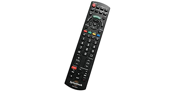 Mando a distancia para televisor Panasonic Viera LCD Plasma Eur7651070a: Amazon.es: Bricolaje y herramientas
