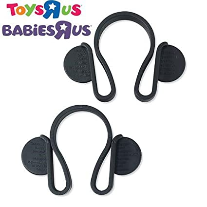 BABIES R US? Travel Safety Bag Clips - for Pram Pushchair ...