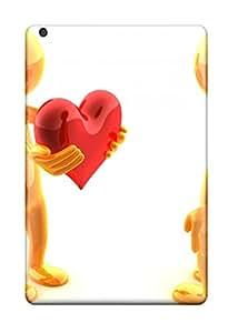 Awesome Animated Love Wallpepar Flip Case With Fashion Design For Ipad Mini/mini 2