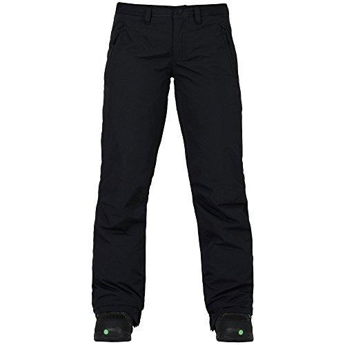 Burton Women's Society Pants, True Black, (Burton Women Snowboard Pants)