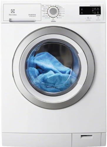 Respetuoso Roux piel  Electrolux EWW1686HDW lavadora - Lavadora-secadora (Frente, Independiente,  Color blanco, 7 kg, 1600 RPM, A): Amazon.es: Grandes electrodomésticos
