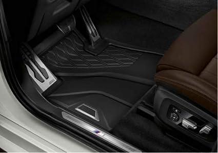 8P alfombrillas de goma originales alfombrillas de goma delanteras 8P1061501041 Audi A3