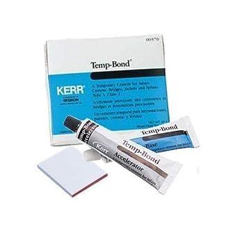 Kerr Dental 00370 Tempbond Standard Pack, Shape