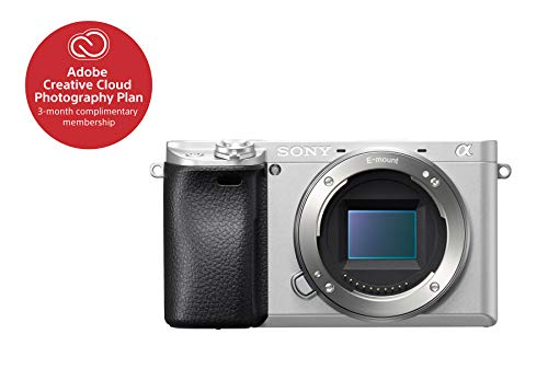 "Sony Alpha a6300 Mirrorless Camera Interchangeable Lens Digital Camera with APS-C, Auto Focus & 4K Video – ILCE 6300/S Body with 3"" LCD Screen – E Mount Compatible – Silver (Includes Body Only) Review"