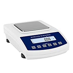 Schuler Scientific SSH-602.N NTEP SH- Series Precision Balance with 2000g Capacity and 0.01g Readability, Plastics and Metals