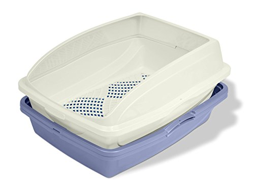 Van Ness CP5 Sifting Cat Pan/Litter Box with Frame 41GmS8PJzCL