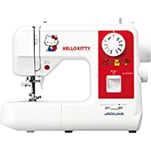 JAGUAR (Jaguar) electronic sewing machine [Cute Hello Kitty design] SAN2013KT