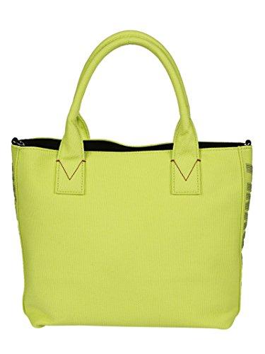 Pinko Borsa Shopping Donna 1H20E7Y4CTH09 Pelle Giallo