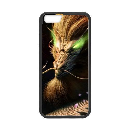 Steve Gray coque iPhone 6 4.7 Inch cellulaire cas coque de téléphone cas téléphone cellulaire noir couvercle EEECBCAAN01854