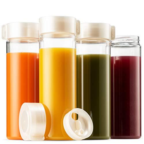 Komax Juice Bottles 18.5-oz